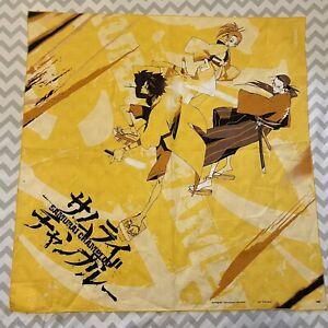 Samurai Champloo Bandana Rare Anime Geneon Mugen Fuu Jin
