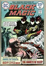 Black Magic #3-1974 fn Jack Kirby / Joe Simon DC Comics / Prize horror