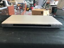 Sony DVP-NS50P DVD Player Used Silver Working