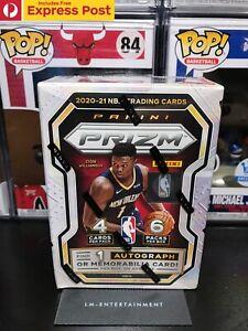 2020-21 PANINI PRIZM NBA BLASTER BOX - 24 BASKETBALL CARDS - IN STOCK NOW!