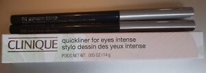 New Clinique Quickliner for eyes intense eye liner various shades