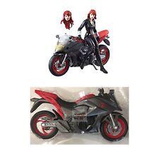 "BLACK WIDOW MOTORCYCLE BIKE Hasbro Marvel Legends 2018 6"" Inch SCALE No FIGURE"