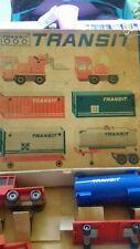 DDR Blechspielzeug TRANSIT 2110 , Blechspielzeug in OVP