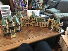 Custom Castle Pieces LEGO Harry Potter Hogwart's Castle + Sets 4842 4867
