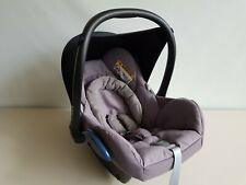 Maxi Cosi Cabriofix nacelle bébé, Taille 0+, Concrete Grey, ma0065 GSG