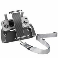 Tablet Extender Mount Holder For DJI Mavic Air Pro Platinum Spark w/ Neck Strap