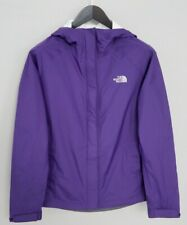 Women The North Face Jacket HyVent DT Purple Waterproof Size S / UK 8 ZLA71