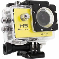 MINI TELECAMERA MIDLAND H5 - ACTION CAMERA HD MOTO - 1080 P - 2 Mpx - 30 FRAME