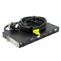 HP HSTNR-P011 200-240V 24A PDU Module Control Unit w/ Rack Ears AF512A