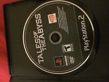 Tales of the Abyss Sony PlayStation 2 PS2 System ONLY DISC. FAST FREE SHIP