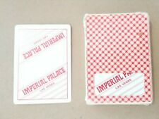 Imperial Palace Casino Las Vegas, Nevada Card Deck Great For Any Collection!