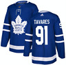 Toronto Maple Leafs John Tavares adidas Blue Authentic Player Jersey 54 X-Large
