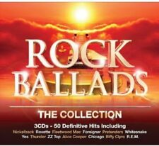 Rock Ballads: The Collection [CD]