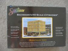 HO Bachmann Spectrum  #88006 CityScenes Department Store Building Kit