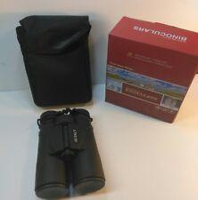 HUTACT Compact Binoculars for Bird Watching with Strap - 10x42 Professional Trav