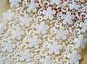 DIY 1 Yards White Milk silk lace Trim Wedding dress crafts Accessories 30cm