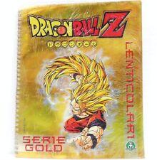 """Dragon Ball Z """"Raccoglitore"""" serie GOLD Giochi Preziosi"""
