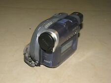 * Sony Handcam Dcr-Dvd101 - 120x Digital Zoom - Digital Camera - Works Good *