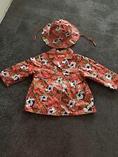 Kenzo Girls Rain Coat And Hat