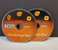 Orange Box Half-Life 2 (PC, 2007) DISCS ONLY