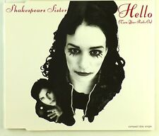 Maxi CD - Shakespears Sister - Hello (Turn Your Radio On) - A4680