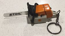 Stihl Keyring - Chainsaw with Sound - Collectable Item! Makes a Great Gift Idea!