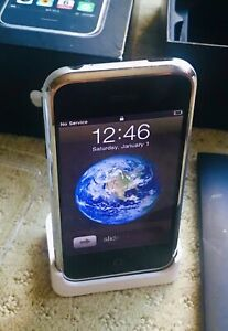 Apple iPhone 1st Gen 2G 16GB A1203 MB384LL/A Original BOX Matching Serial/IMEi #