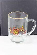 Burrell Engine General Engine Beer Mug Glass Locomotive