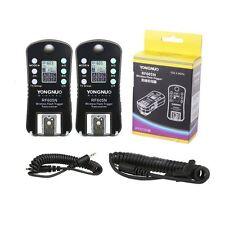 YongNuo RF605N RF605 Wireless Radio Flash Trigger Set with LCD for Nikon DSLR