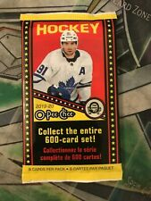 2019-20 Upper Deck O-Pee-Chee Hockey Factory Sealed BOOSTER Pack | 1 PACK | RARE