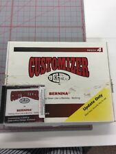 Customizer Deluxe Version Four By Bernina Update