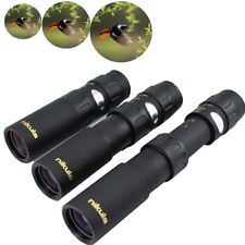 10-30x Monocular Telescope Phone Adapter HD Zoom Telescope Sighting Camping