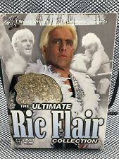 WWE The Ultimate RIC FLAIR Collection (DVD, 2003, 3-Disc Set) WWF WCW