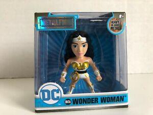 """Jada DC Wonder Woman Jada 2.5"""" MetalFigs Die-Cast M416 New"""