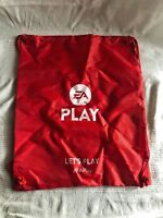 EA Play 2018 E3 2018 String Bag/ String Backpack EXCLUSIVE Promo BRAND NEW