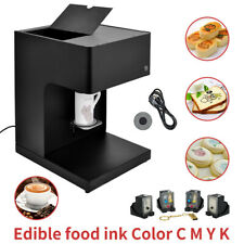 Diycommercial Coffee Printer Beverage Milk Cake Tea Printing Machine Art Printer