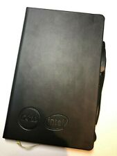 MOLESKINE Style Ruled Notebook Black Sketching Writing Paper Journal Hard Cover