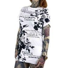 Kurze Yakuza Damenkleider aus 100% Baumwolle