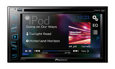 Pioneer AVH-190DVD Multimedia DVD Receiver In Dash Car Stereo