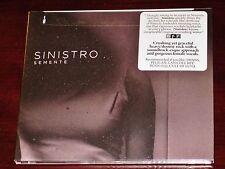 Sinistro: Semente CD 2016 Season Of Mist Records USA SOM 381D Digipak NEW