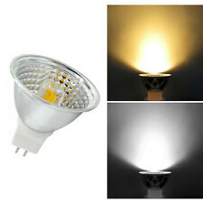 MR16 G5.3 LED Bulb 1511 COB 5W 12V/110V/220V Spotlight Ceiling lamp White/Warm