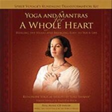 Yoga and Mantras For a Whole Heart by Various Artists (CD)