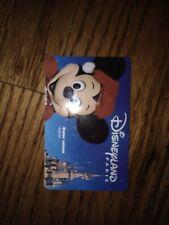 1999 Disneyland Paris Ticket Vintage !!