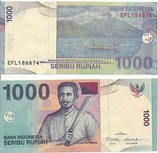 Indonesien / Indonesia - 1000 Rupiah 2000 / 2012 UNC - Pick 141l