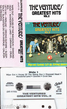 The VENTURES - Greatest Hits Vol. 2 > MC Musikkassette