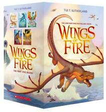 WINGS OF FIRE - SUTHERLAND, TUI - NEW PAPERBACK BOOK