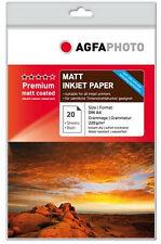 AP22020A4MDUO AgfaPhoto Premium Double Side matt Coated