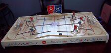 Tudor Deluxe Hockey Game 1960's Table Top Hockey / Table Hockey