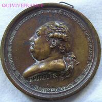 MED7924 - MEDAILLE LOUIS XVI victoires Bailly de Suffren - Océan indien 1784