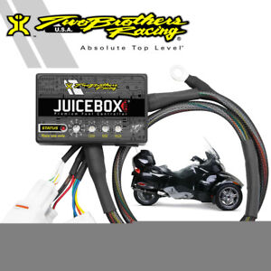 CanAm Spyder RT (Only 2010) Two Brothers Juice Box Pro Fuel Commander Controller